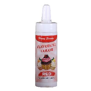 Red Flavodust Color