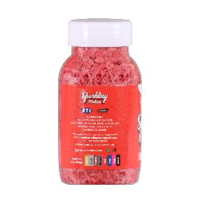 Red Sparkling Flakes