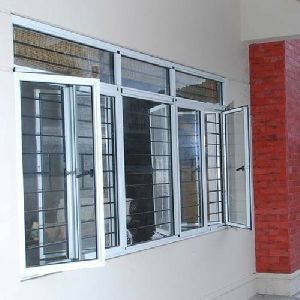 5K Series Prepainted Galvanized Steel Windows