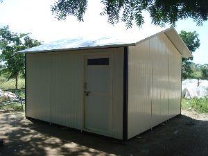 PVC Prefabricated Huts