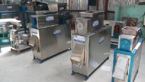 100 Kg/Hr Coconut Milk Extractor Machine