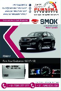 FD0017 Ford Endeavour  2017 OBD
