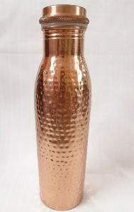 Copper Milk Bottle