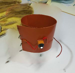 Silicone Drum Heater