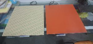 Silicone Sheet Heater