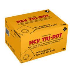 Hcv Tri-Dot Test Card