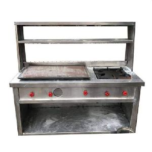 Stainless Steel Dosa Plate Counter