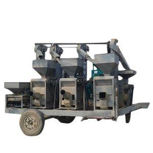 Three Dihoskar Rubber Rice Mill