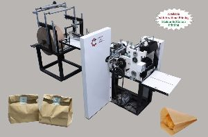Shopping/ Textile Paper cover making machine