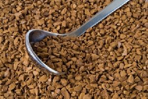 Freeze Dried Coffee Granules