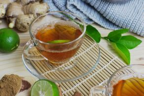 Instant Green Lemon Tea