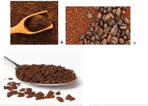 Instant Microground Agglomerate Coffee