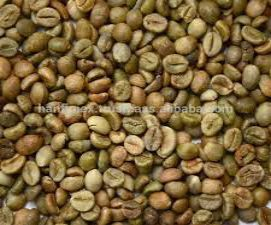Unwashed Robusta Coffee Beans