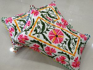 Suzani Pillow Cushion Cover