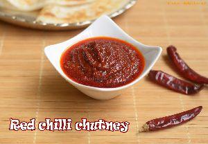 Red Chilli Chutney