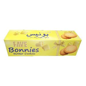 Bonnies Butter Cookies