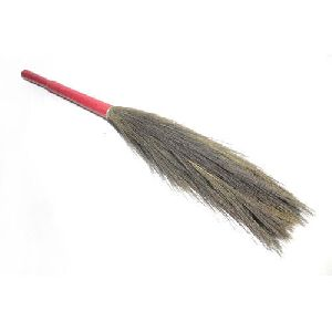 Cleaning Grass Broom