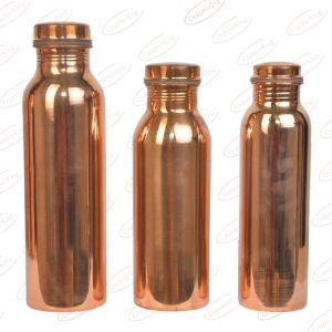 Natural Copper Water Bottle
