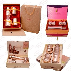 Pure Copper Gift Set