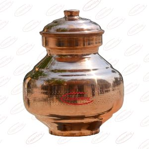 Pure Copper Kalash