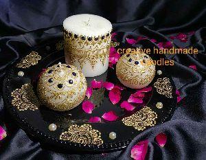 Lawsonia Candle Set