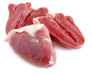 Frozen Halal Lamb Heart