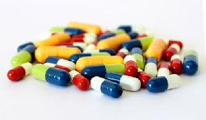 Amoxycillin & Lactobacillus Capsules 500 mg