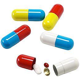 Cephalexin & Bromhexine Capsules 254 mg