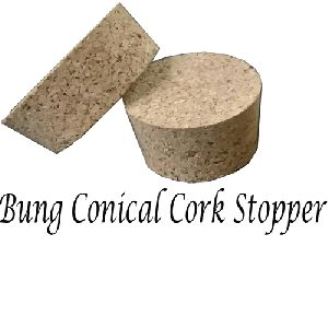 Agglomerated Tapered Cork