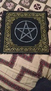 Alter Pentacle Cloth