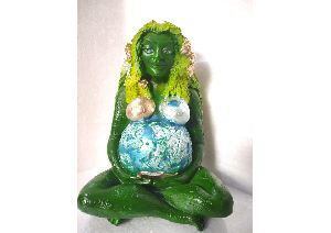 Mother Gaia Statue