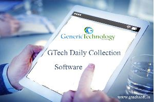 GTech Daily EMI Loan Collection Software