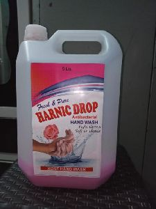 5 Ltr. Harnic Drop Rose Liquid Hand Wash