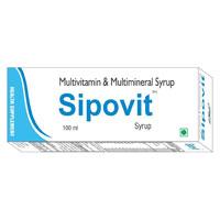 100ml Sipovit Syrup