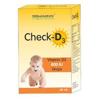 Check-D3 Drops