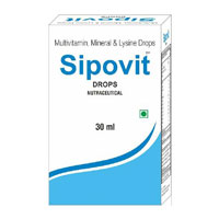 Sipovit Drops