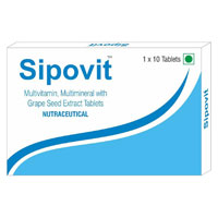 Sipovit Tablet