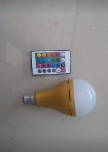 Multicolor LED Bulb
