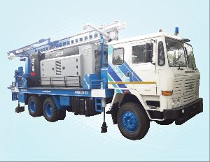 WATER WELL DRILLING RIG  (PDTHR-400)