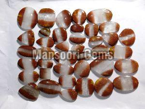 Copper Bio Rutilated Stone