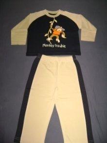 Boys Pajama & T-Shirt Set