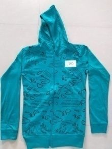 Girls Blue Hoodies