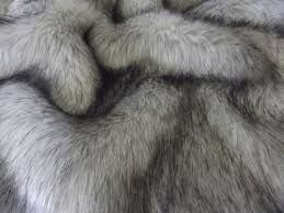 High Pile Fur Fabric