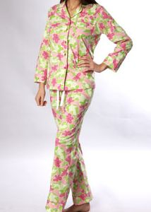 Ladies Printed Night Suits