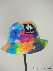 Multicolor Cotton Cap
