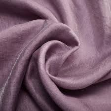 Viscose Linen Satin Fabric