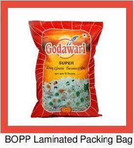 BOPP Laminated Packaging Bag