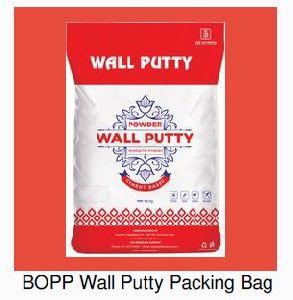 BOPP Wall putty bag