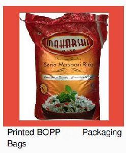 Printed BOPP Packaging bag