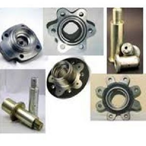 Machined Forging Components